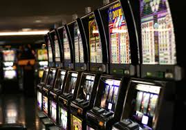 le slot machine da bar